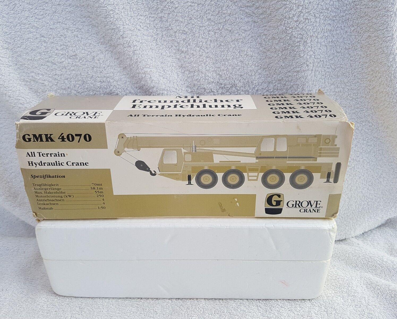 precios mas baratos Grove Crane intermedios 4070 4070 4070 escala 1 50 fabricado ruso  Entrega gratuita y rápida disponible.
