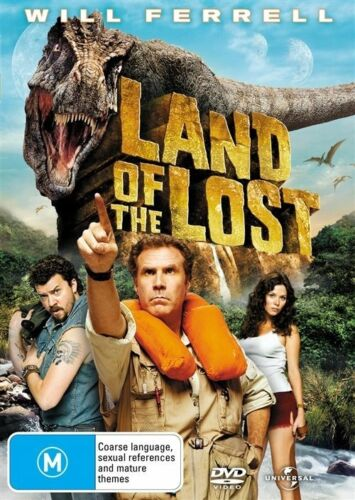 1 of 1 - Land Of The Lost (DVD, 2009) R4 PAL NEW FREE POST