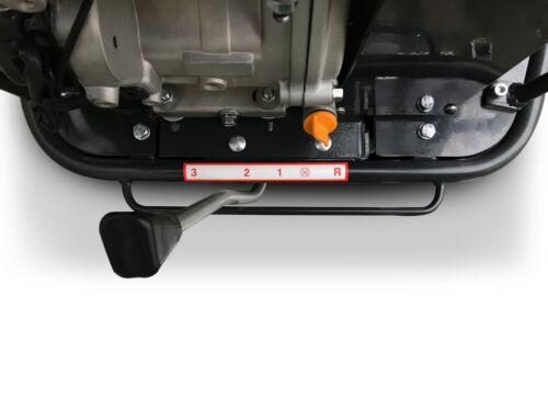 BAMATO Mini Raupendumper MTR-500H mit Kippdydraulik Dumper Motorschubkarre