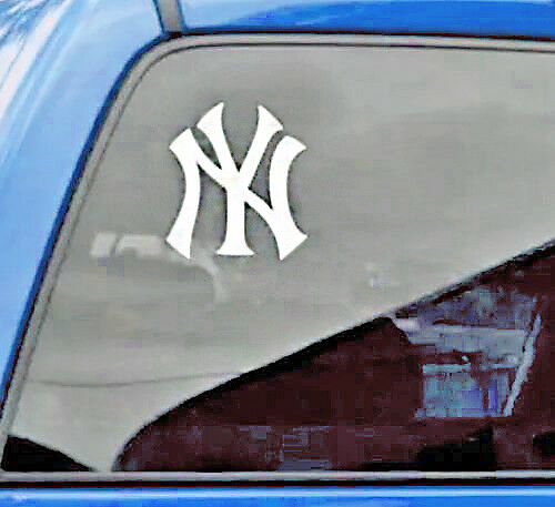 Amazon Com New York Yankees Mlb Baseball Sport Decal 12 X 13 Kitchen Dining