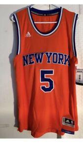 88c31c7e6ac New Adidas Swingman Jersey New York Knicks Tim Hardaway JR alternate ...