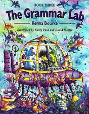 OXFORD The Grammar Lab Book Three for 9- to 12-year-olds by Kenna Bourke @NEW@
