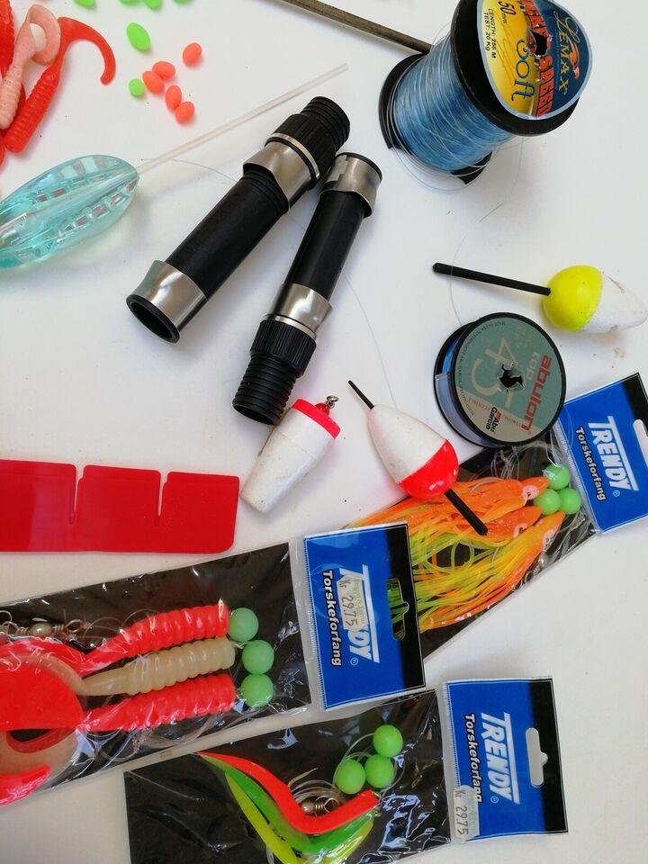 Fiskesæt, DIV. Fiskegrej