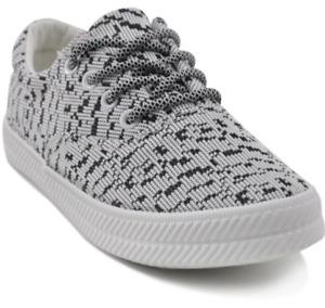 Tanggo Bia Fashion Sneakers Women's Rubber Shoes (grey) SIZE 37