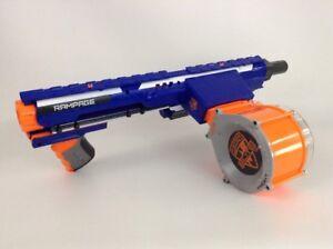 Image is loading Hasbro-2011-Nerf-Gun-N-Strike-Elite-Rampage-