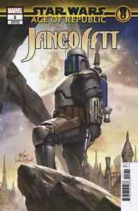 Star Wars Age Of Republic Boba Fett # 1 Cover A NM
