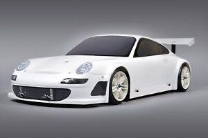 Fg Modellsport #145169r Rtr 2wd 510 Chassis Porsche Gt3 Émaillé Beziner 26ccm