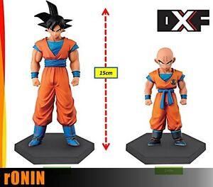 GOKU-amp-CRILIN-DXF-BANDAI-BANPRESTO-PRIZE-Dragonball-Dragon-Ball