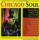 Chicago Soul by Various Artists (CD, May-2004, Soul Jazz)