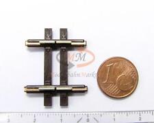Ersatz-Distanzstück 12 mm ohne Bettung z.B. für ROCO Line Weichen Spur H0 - NEU