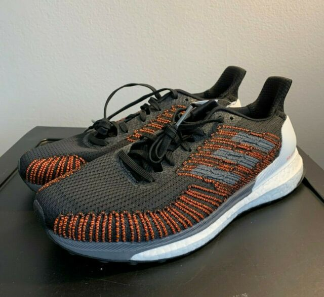 NEW Adidas Solar Boost St 19 M Running Shoes Solar Red G28060 Size 9