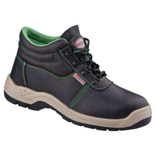 Chaussures Travail Chaussures de sécurité protection chaussures bottillons Acier Capuchon s3 firstys 3