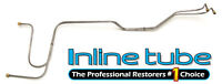 1978-79 Dodge Truck 4wd Transmission Cooler Lines 727 Trans 2pc Tube Tubes