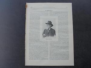 Nachruf Plüddemann Aus Funkenhagen Berlin 1900-1918 Hingebungsvoll 1910 Zentralblatt 12 Antiquitäten & Kunst