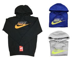 Nike-823876-Mens-AW77-Futura-Long-Sleeve-Pullover-Hoodie-Hooded-Sweatshirt