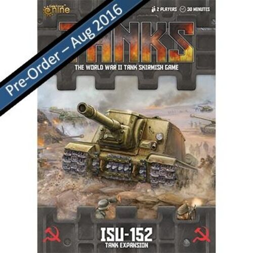 Gale force nine neuf chars soviétique isu 152 gfntanks 13