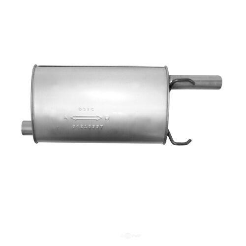 Exhaust Muffler AP Exhaust 700017 fits 86-89 Honda Accord