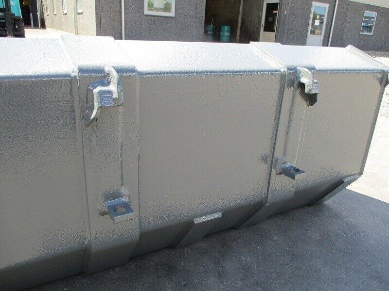 Minilæsser, Ny skovl 1,2m bred
