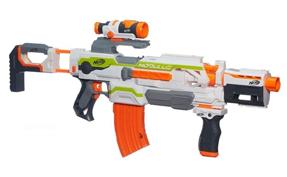 NERF N-STRIKE ELITE XD MODULUS BLASTER Hasbro Action Waffe Waffe Waffe Kinder Spiel NEUWARE 785a27