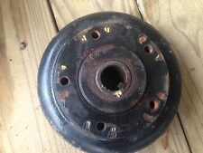 JOHN DEERE 430 lawn tractor rear brake drum  1990 model