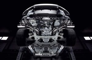 FERRARI F12/TDF Kline Innovation Exhaust System SS