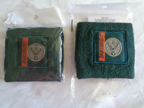 Details about  /Jägermeister Wrist Bands New in package of 6
