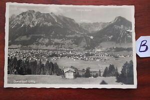 Carte Postale Bavière Oberstdorn-afficher Le Titre D'origine