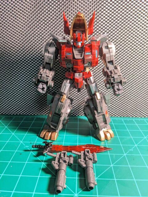 Transformers Fansproject Cubrar Dinobot Slag