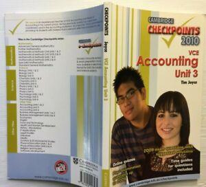 Checkpoints-ACCOUNTING-VCE-Unit-3-Tim-Joyce-2010