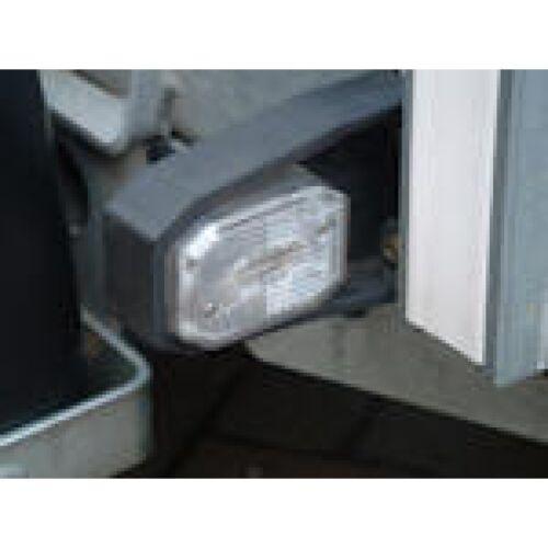 NEW Ifor Williams 510 Horse Trailer Clear Side Marker Light Lens
