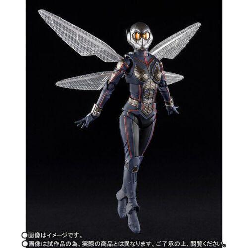 BANDAI S.H ANT-MAN e WASP Figuarts Wasp Giappone Versione