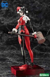 Kotobukiya / artfx Dc Comics Harley Quinn Nouveau 52 Statue Figure Sv189 190526001916