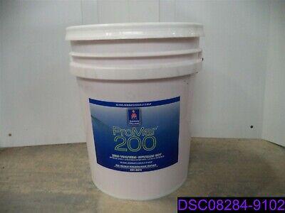 5 Gallon Sherwin Williams Promar 200 Zero Voc Interior Latex Real Red Egshell Ebay