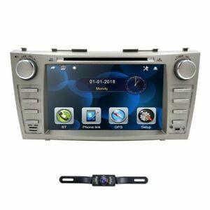 For Toyota Camry 2007-2011 Aurion 2Din 8'' Car Stereo CD DVD Radio GPS NAVI Map