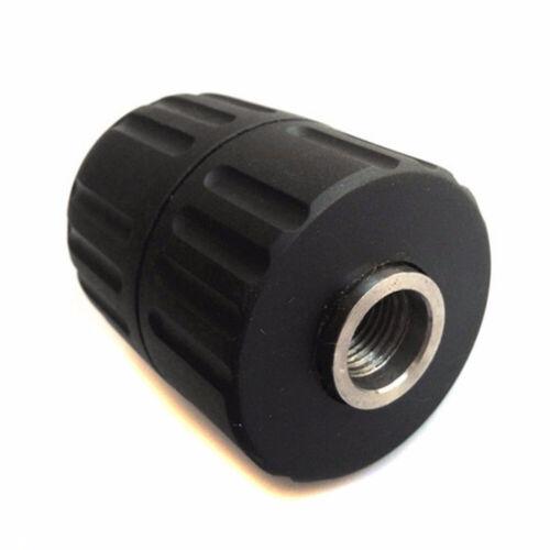 Dewalt Bosch Drills 13mm 1//2 UNF Black 1pcs Universal Keyless Chuck For Makita