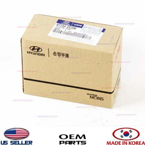 GENUINE Heater Control Mode Actuator for Hyundai Tucson Sportage OEM 97154-2E200