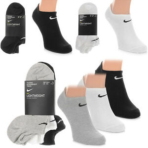 special section latest fashion new style Details zu Nike Performance Lightweight NO SHOW SOCKEN 3 PAAR Unisex  Sneaker Sportsocken