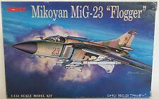 AVIATION : MIKOYAN MIG-23 FLOGGER 1/144 SCALE HOBBYMODEL KIT