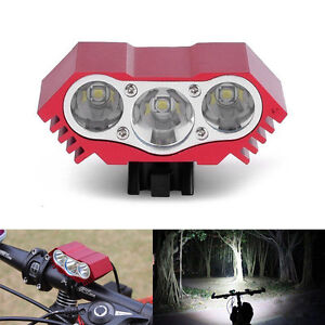 20000LM-Red-Bicycle-Bike-Light-Torch-Headlight-3X-T6-LED-Headlamp-For-Camping