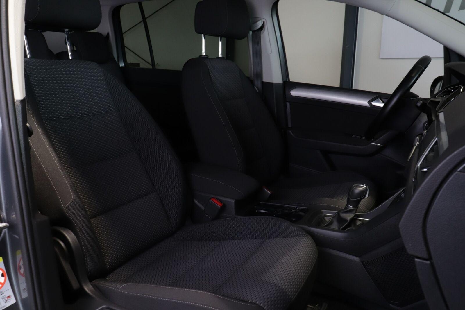 VW Touran TDi 115 Comfortline DSG 7prs
