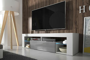 Image Is Loading Modern TV Stand HESTIA Cabinet TV Table Unit
