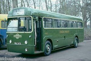 London-Transport-RF672-Cobham-April-1979-Bus-Photo-B