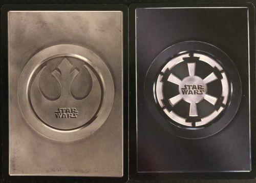 Star Wars CCG Endor Rare Cards