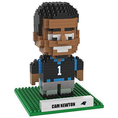 Forver Collectibles NFL Mens Loud Player Sweater Carolina Panthers CAM Newton #1 Large