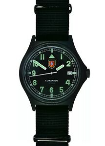 Very-Rare-Official-PVD-Portuguese-Commandos-55th-Anniversary-Military-Watch