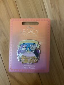 Disney-Legacy-The-Rescuers-Down-Under-Pin-30th-Limited-Release-New-with-Card