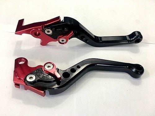 CNC Black Short Adjustable Brake Clutch Levers Dirt Bike Pivot KAWASAKI NINJA