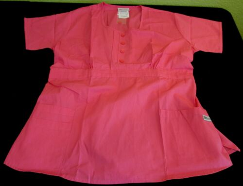 Scrubs Cherokee Workwear Womens V-Neck Top 4700 PewterFREE SHIPPING