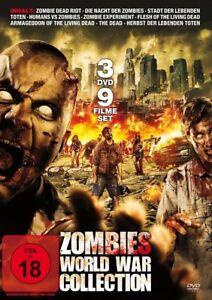Zombie Filme Neu