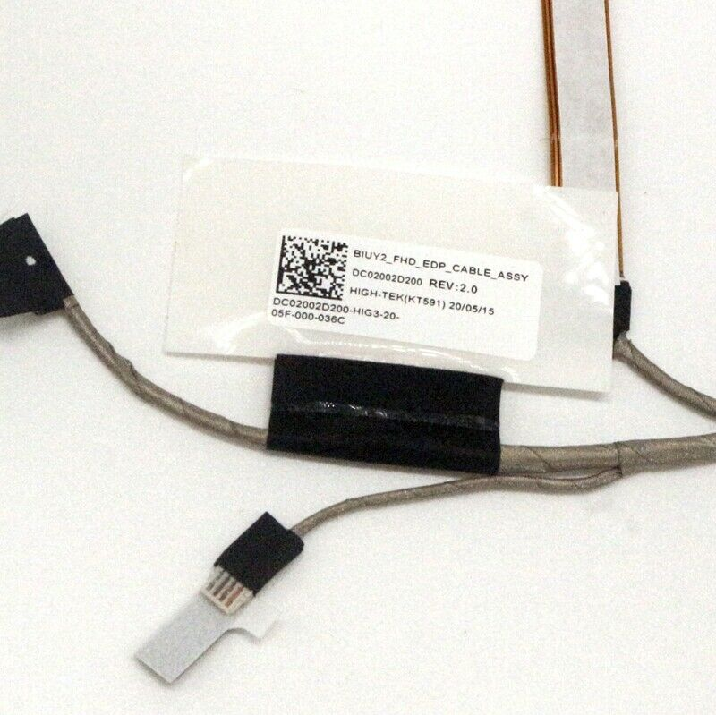 wangpeng LVDS Screen Cable for Lenovo Yoga 710-14 710-14IKB P//N DC02002D200